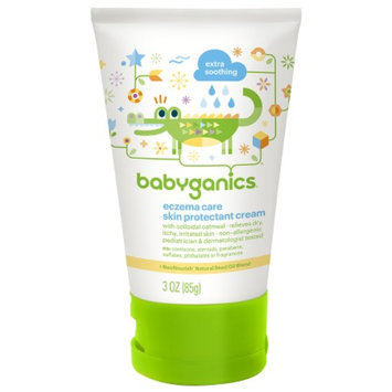 BabyGanics Bye Bye Dry Moisturizing Eczema Care Cream