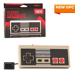 NES Analog Controller Pad - Classic (TTX Tech)