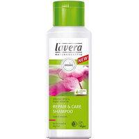 Lavera - Shampoo Repair For Stressed & Dry Hair Rose Milk - 8.2 oz.
