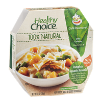 Healthy Choice Cafe Steamers Pumpkin Squash Ravioli