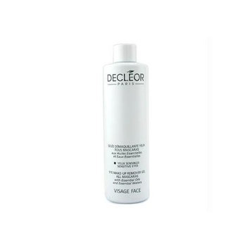 Decleor by Decleor: EYE MAKE-UP REMOVER GEL - FOR SENSITIVE EYES ( SALON SIZE )--/8.4OZ