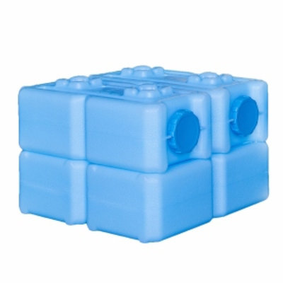 Ready Project Waterbrick - Stackable Water Container Kit, 14 Gallon, 1 ea