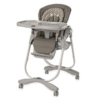 Chicco Polly Magic Highchair - Singapore, Gray