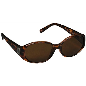 Studio 35 Classic Plastic Sunglasses Authority Demi Tortoise Shell