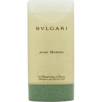Bvlgari Pour Homme by Bulgari for Men 6.8 oz Shampoo & Shower Gel