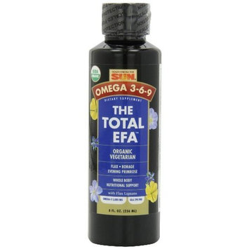 Musclemaster Health From The Sun The Total EFA, 8-Ounce.