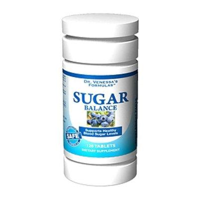 Dr. Venessa's Formulas Sugar Balance