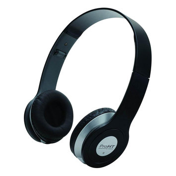 Inland Data Pak Corporation Inland 87012 Hi-Fi Stereo Headset with Microphone - Black