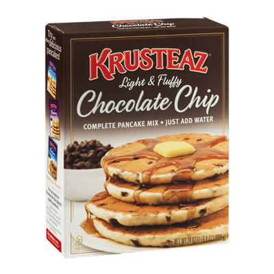 Krusteaz Complete Pancake Mix Chocolate Chip