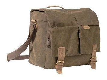 National Geographic Africa Collection Medium Satchel for DSLR Camera or Camcorder