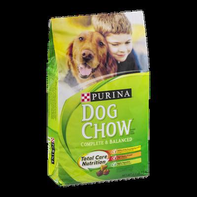 Purina Dog Chow Complete & Balanced Dog Food
