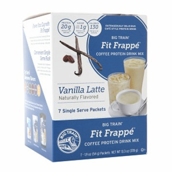 Fit Frappe Coffee Protein Drink Mix