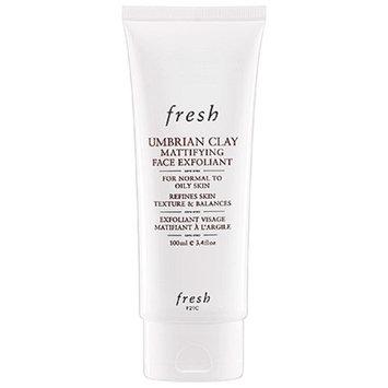 Fresh Umbrian Clay Mattifying Face Exfoliant 3.3 oz