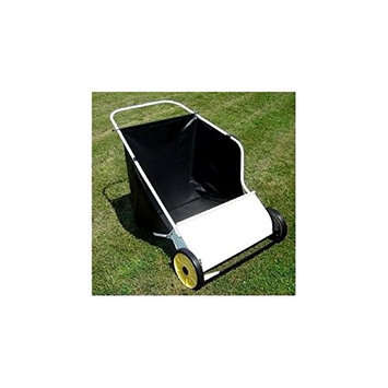 Mid-west MWP B 369 26 in. Deluxe Push Lawn Sweeper