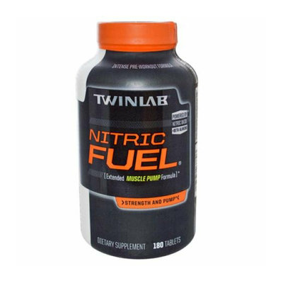 Twinlab Nitric Fuel Extended Muscle Pump Formula 180 Tablets