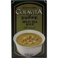 Colavita Ready-To-Serve Soup Split Pea Soup -- 17.6 oz