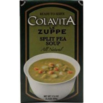 Colavita Ready-To-Serve Soup Split Pea Soup -- 17.6 oz