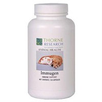 Thorne Research - Animal Health Immugen - 120 Capsules
