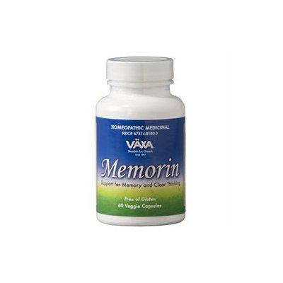 Vaxa International Memorin - 60 Capsules - Other Homeopathics