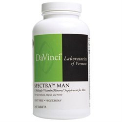 DaVinci Laboratories Spectra Man Multi - 240 Tablets