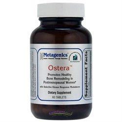 Metagenics Ostera Healthy Bone for Women, Tablets, 60 ea