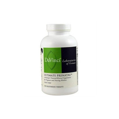 DaVinci Laboratories Ultimate Prenatal Multi - 150 Tablets