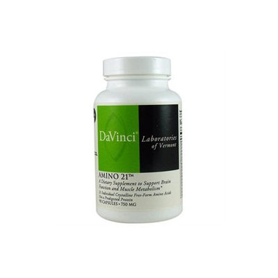 DaVinci Laboratories - Amino 21 750 mg. - 90 Capsules