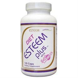 Esteem Products Diet Esteem Plus - 120 Capsules