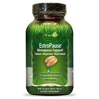 Irwin Naturals - EstroPause Menopause Support - 80 Softgels