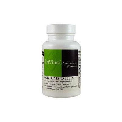 DaVinci Laboratories - Olivir 15 - 45 Vegetarian Tablets