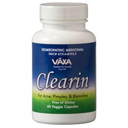 Vaxa International Clearin - 60 Capsules - Other Homeopathics