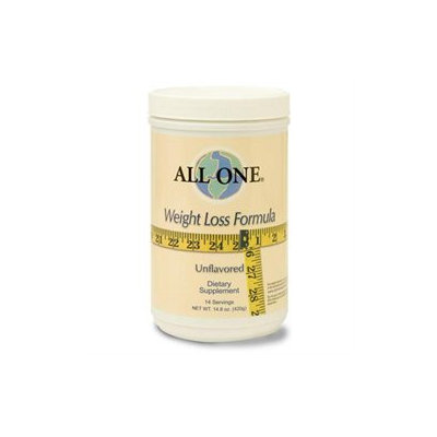 All-in-one ALL IN ONE All One Weight Loss Unflavored 14.8 OZ