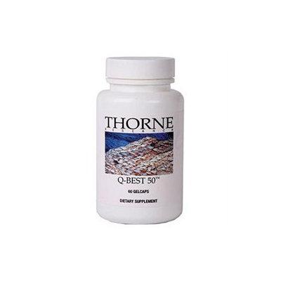 Thorne Research Q-Best 50 - 60 Fish Gelatin Capsules