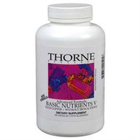 Thorne Research, Basic Nutrients V 180 capsules