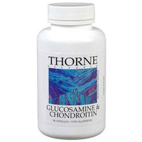 Thorne Research - Glucosamine & Chondroitin - 90 Vegetarian Capsules