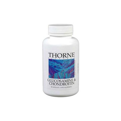 Thorne Research - Glucosamine & Chondroitin - 90 Vegetarian Capsules