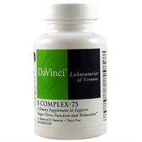 DaVinci Laboratories B Complex-75 - 60 Capsules