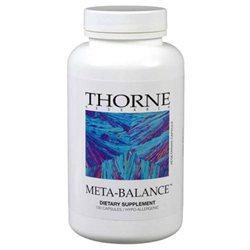 Thorne Research - Meta-Balance - 120 Vegetarian Capsules