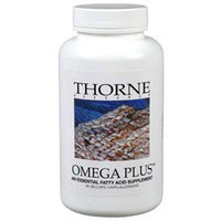Thorne Research - Omega Plus Essential Fatty Acid Supplement - 90 Gelcaps