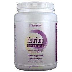 Metagenics Estrium Whey Natural Vanilla 22.5 oz