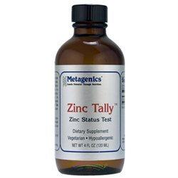 Metagenics Zinc-Tally Test 4 fl oz