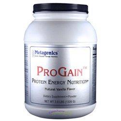 Metagenics ProGain Powder Vanilla 3 lbs