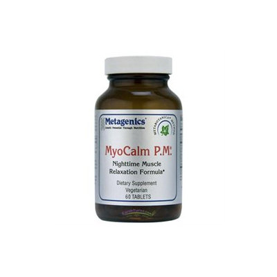 Metagenics - MyoCalm P.M. - 60 Tablets