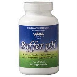 Vaxa Buffer pH - 120 Vegetarian Capsules