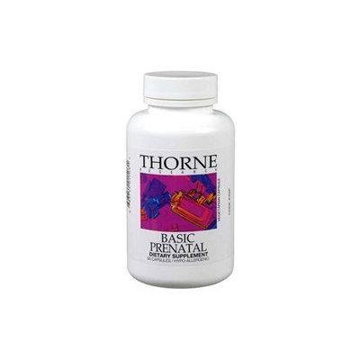 Thorne Research - Basic Prenatal - 90 Vegetarian Capsules