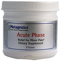 Metagenics - Acute Phase - 9 Packets