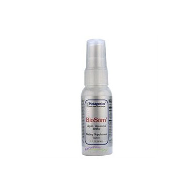 Metagenics BioSom Liposomal DHEA Spray, Cherry, 2 fl oz