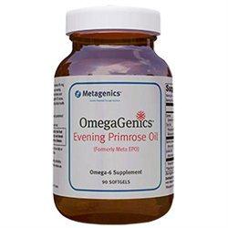 Metagenics - OmegaGenics Evening Primrose Oil - 90 Softgels formerly Meta EPO