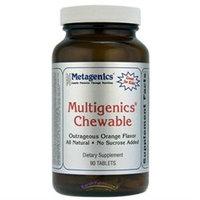 Metagenics - Multigenics Chewable Orange Flavor - 90 Tablets