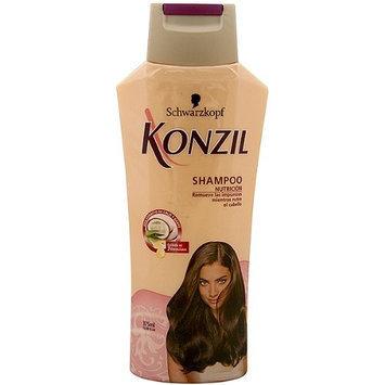 Konzil Nutrition Shampoo~Shampoo Nutricion Con Extracto De Coco*375 ML